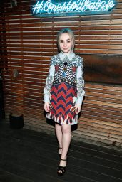 Sabrina Carpenter – People's 'Ones to Watch' Event in Hollywood 10/13/2016