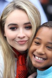 Sabrina Carpenter - Tapes an Episode of
