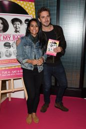 Sair Khan – 'Be My Baby' Press Night in Manchester 10/4/2016