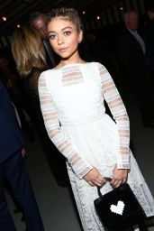 Sarah Hyland - Vanity Fair and Burberry Host Britannia Pre-Awards Celebration in Los Angeles 10/27/ 2016