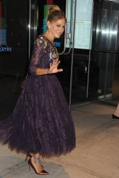 Sarah Jessica Parker - Departs the Premiere of HBO
