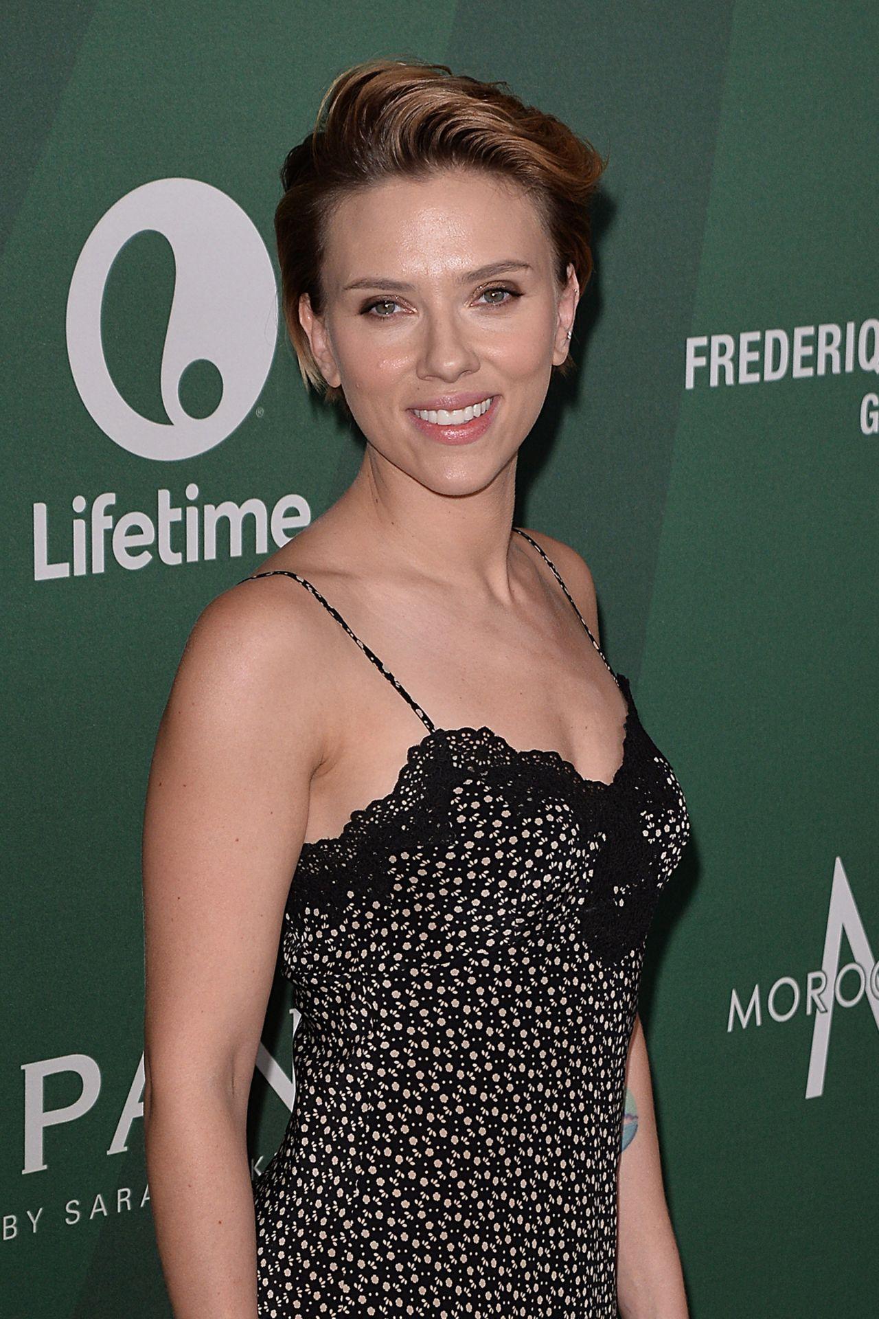 Scarlett Johansson - Variety's Power of Women Sponsored by ... Scarlett Johansson
