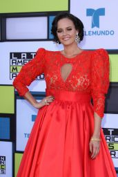 Shaila Durcal – Latin American Music Awards in Hollywood 10/6/ 2016