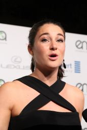 Shailene Woodley - 26th Annual EMA Awards in Burbank 10/22/ 2016