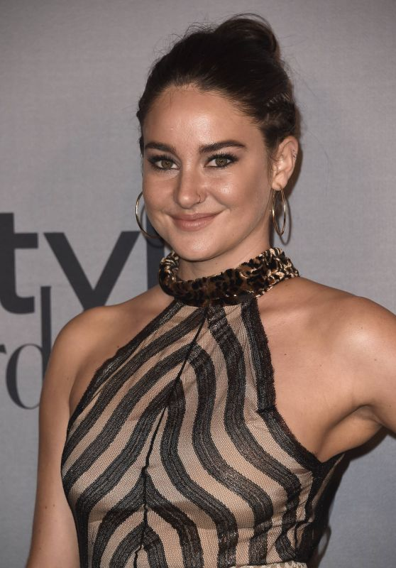 Shailene Woodley – InStyle Awards 2016 in Los Angeles, CA