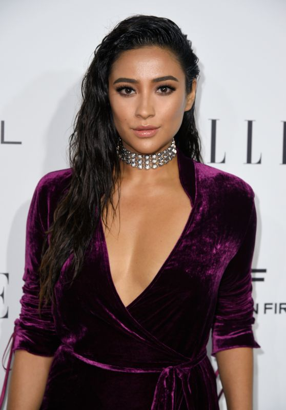 Shay Mitchell – 2016 ELLE Women in Hollywood Awards in Los Angeles