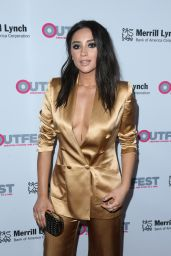 Shay Mitchell - 2016 Outfest Legacy Awards in Los Angeles 10/23/ 2016