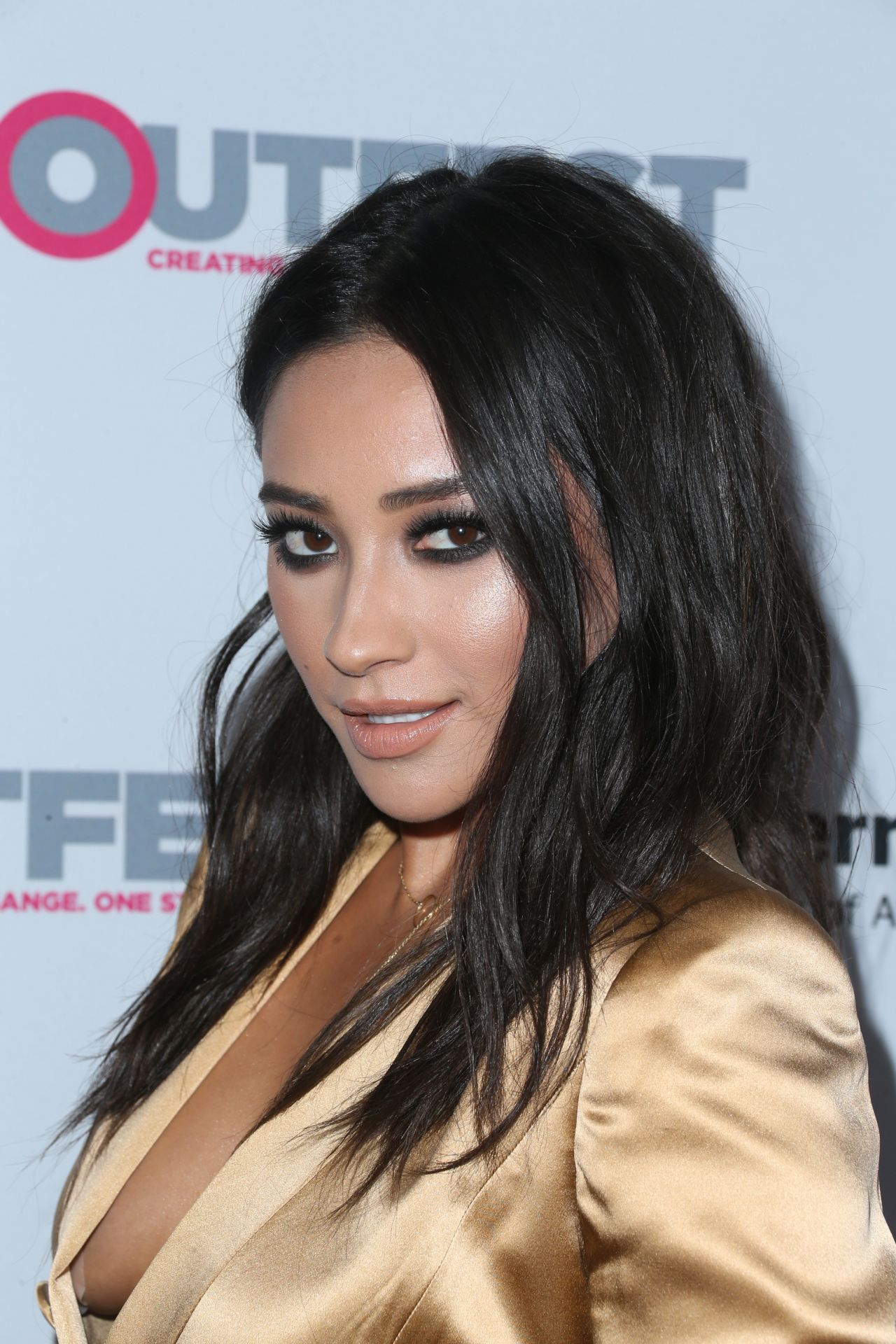 shay mitchell 2016 outfest legacy awards in los angeles