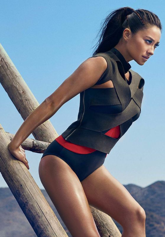 Shay Mitchell - Self Magazine November 2016 Issue