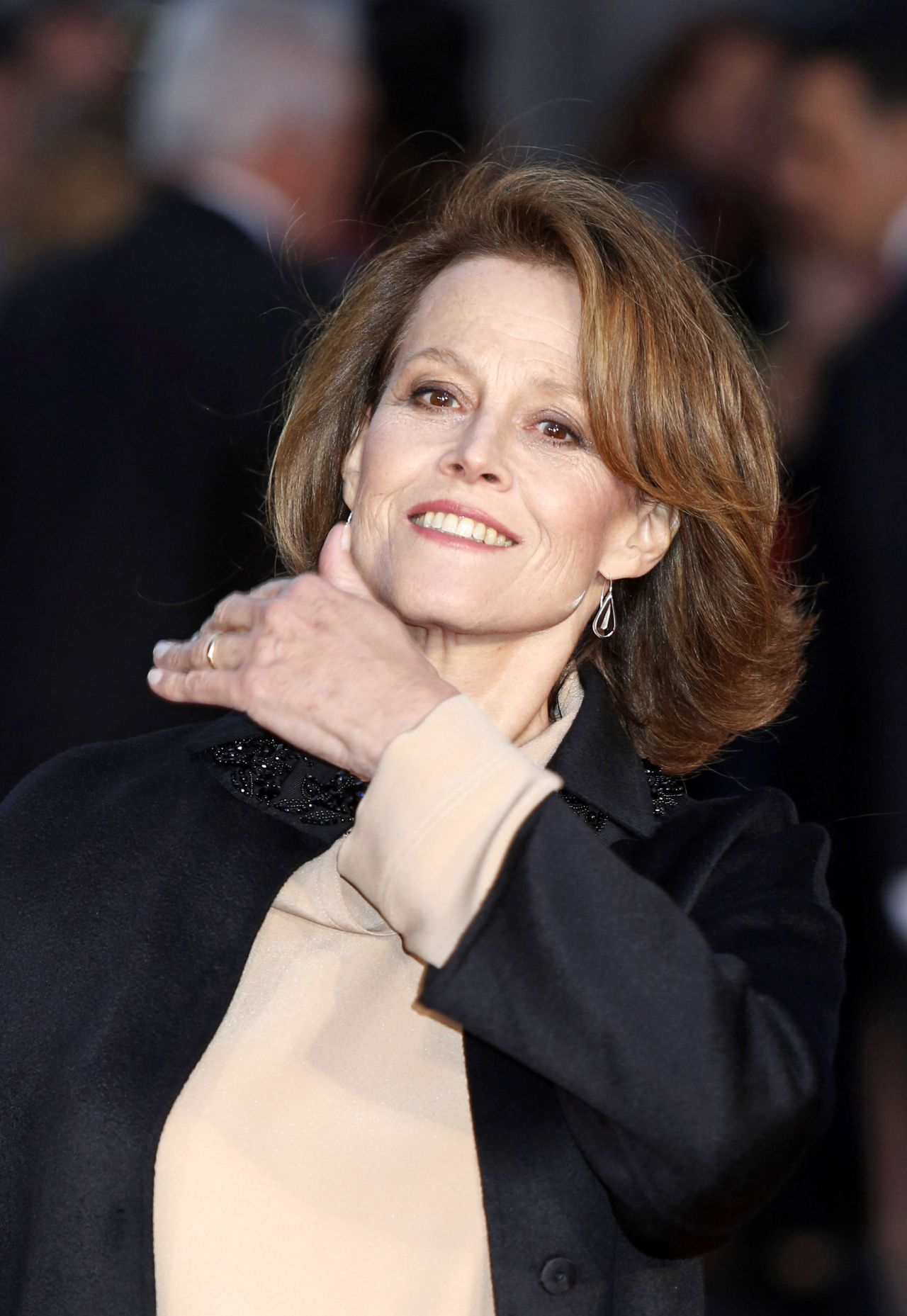 Sigourney Weaver Filmography And Biography On Movies Film: 'A Monster Calls' Screening In London
