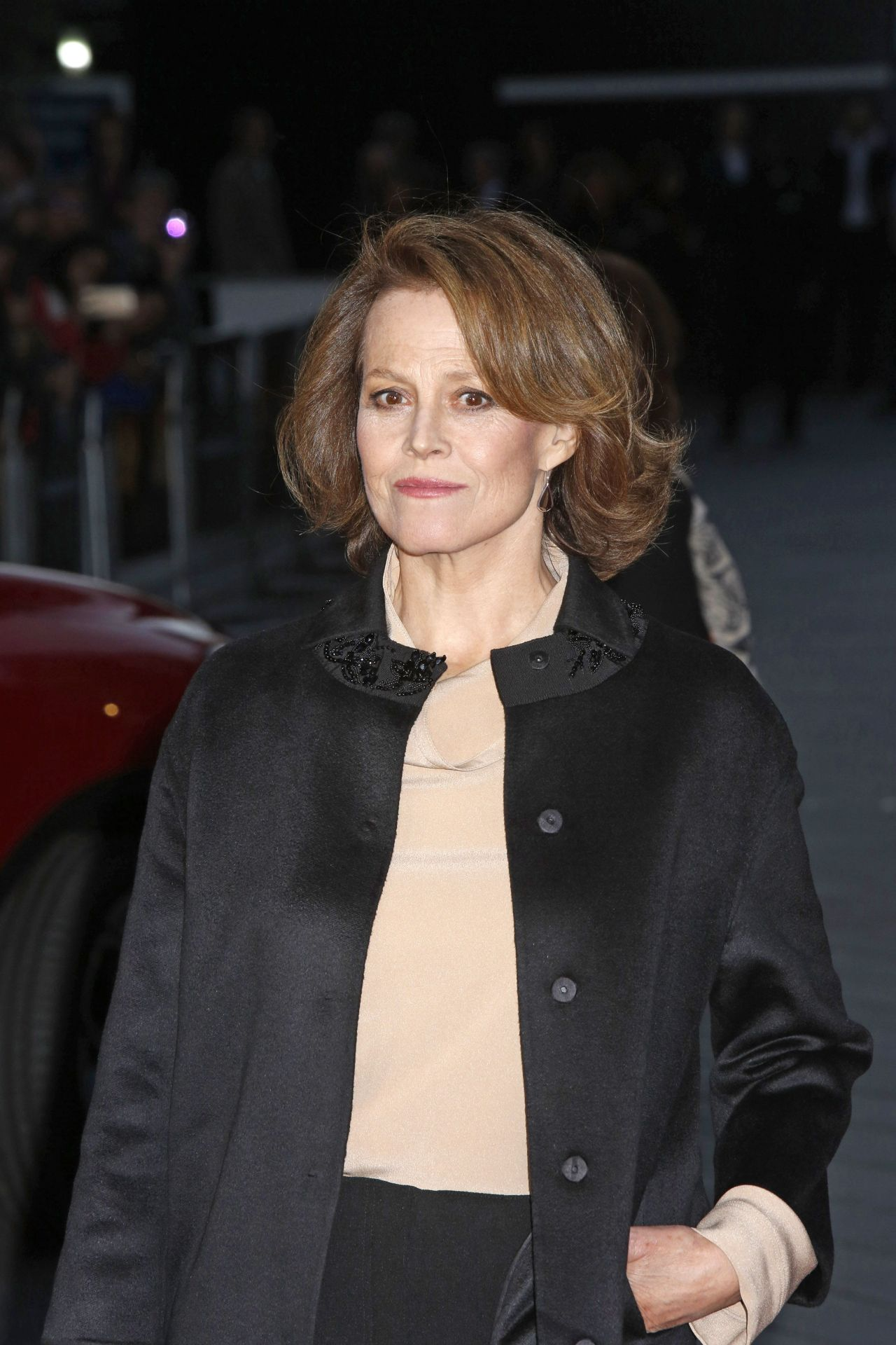 You Never Know, Sigourney Weaver Says About Blomkamps