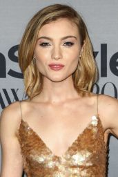Skyler Samuels - InStyle Awards in Los Angeles 10/24/ 2016