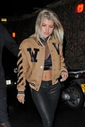Sofia Richie at Tape Nightclub in London 10/12/2016
