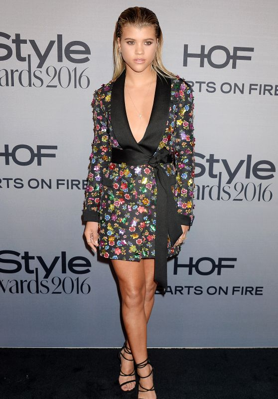 Sofia Richie – InStyle Awards 2016 in Los Angeles, CA