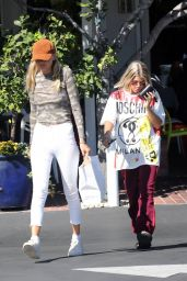 Sofia Richie Visits Fred Segal in Los Angeles 10/6/2016