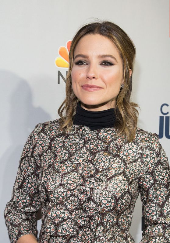 Sophia Bush - NBC's Chicago Series Fall Season Kick-Off Party in Chicago 10/24/ 2016