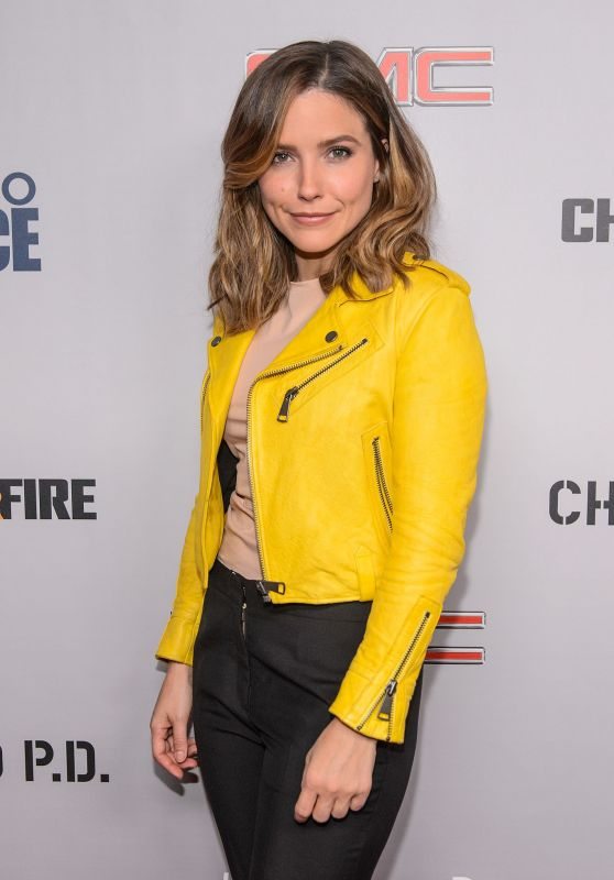 Sophia Bush - 'One Chicago Day' at Lagunitas Brewing Company in Chicago 10/24/ 2016