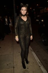 Sophie Simmons – Treats Magazine Halloween Party in Los Angeles 10/29/2016