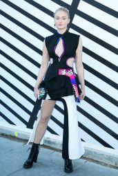 Sophie Turner – Louis Vuitton Show at Paris Fashion Week 10/5/2016 - Part II