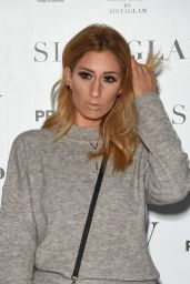 Stacey Solomon – Sistaglam Launch Party in London, UK 10/26/ 2016