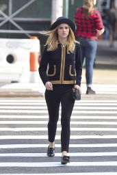 Suki Waterhouse - Out in NYC 10/17/ 2016