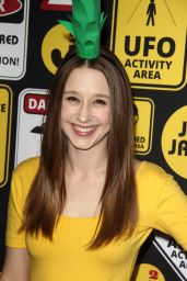 Taissa Farmiga – Just Jared's Annual Halloween Party in Los Angeles 10/30/ 2016