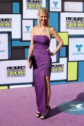 Tara Reid – Latin American Music Awards in Hollywood 10/6/ 2016