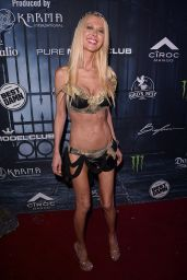Tara Reid – Maxim Halloween Party in Los Angeles 10/22/ 2016