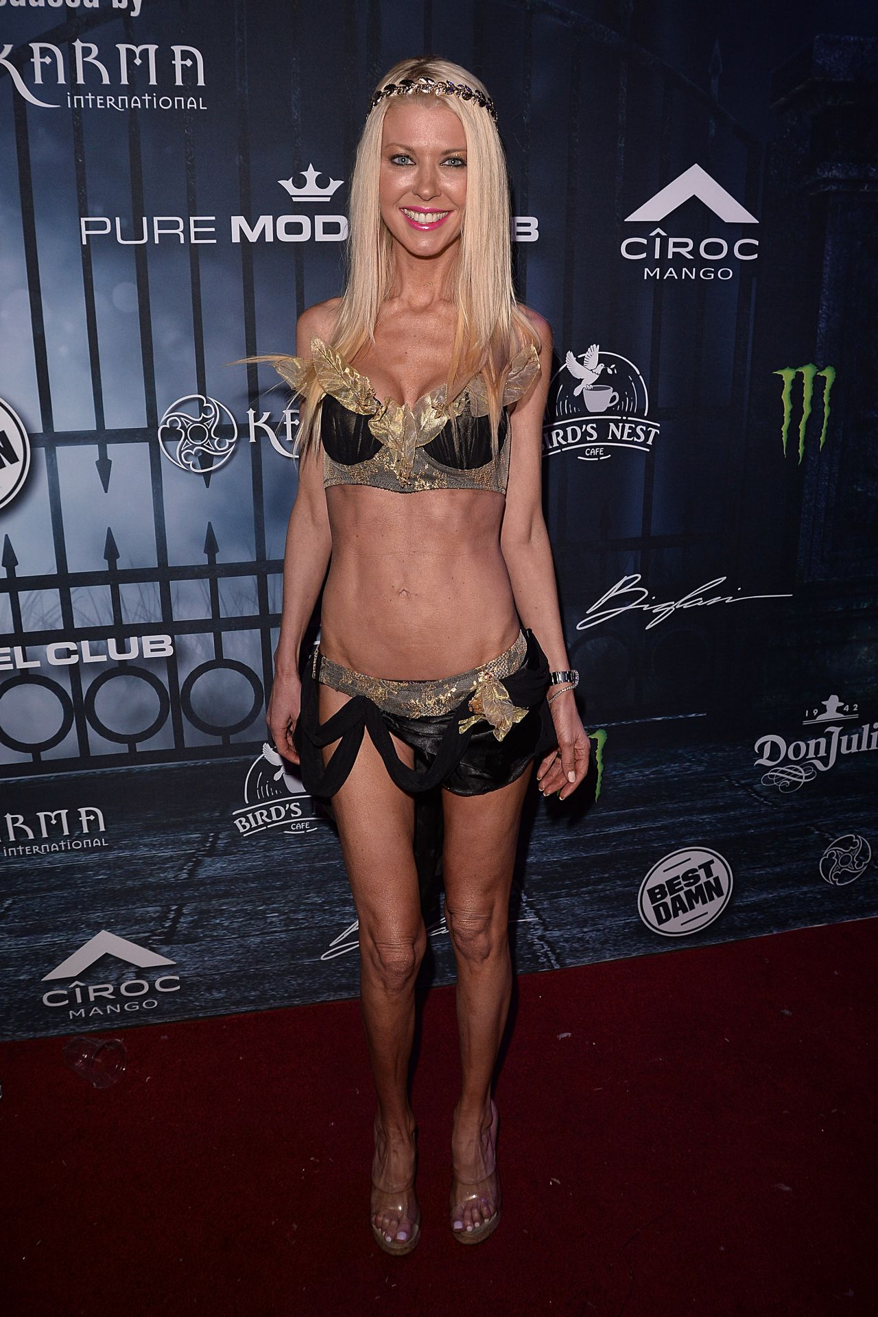 Reid – Maxim Halloween Party in Los Angeles 10/22/ 2016