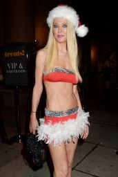 Tara Reid – Treats Magazine Halloween Party in Los Angeles 10/29/2016