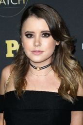 Taylor Spreitler – People's 'Ones to Watch' Event in Hollywood 10/13/2016