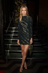Thea Roberts – In The Style AW16 Launch Event in London 10/6/2016