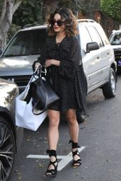 Vanessa Hudgens - Shopping in West Hollywood 10/21/ 2016