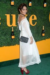 Vanessa Hudgens – Veuve Clicquot Polo Classic in Los Angeles 10/15/2016
