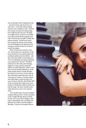 Victoria Justice - NKD Magazine October 2016 Issue