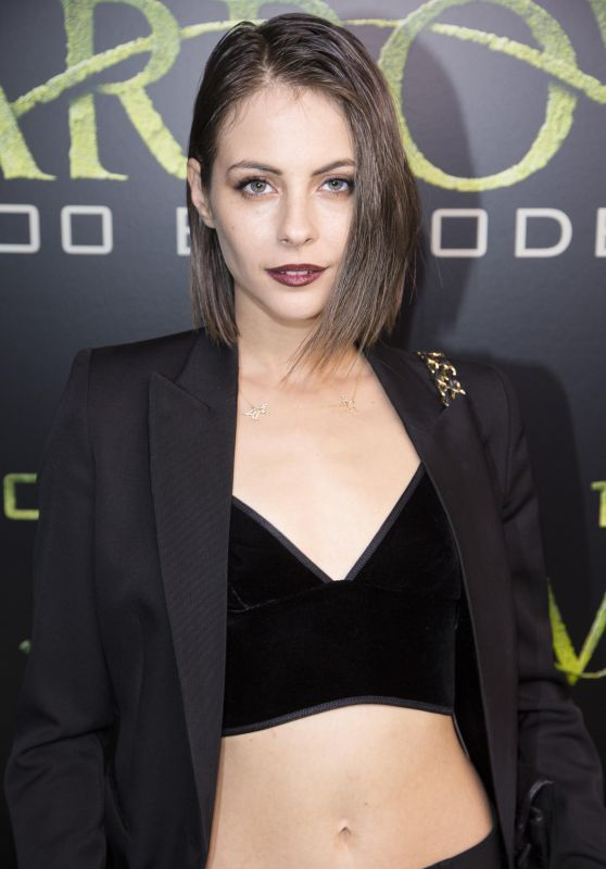 Willa Holland - Celebration Of 100th Episode of