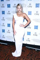 Witney Carson - Skin Cancer Foundation Champions For Change Gala in New York 10/18/ 2016