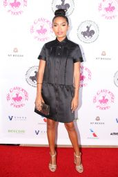 Yara Shahidi – Carousel Of Hope Ball in Beverly Hills 10/08/2016