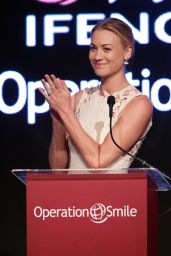Yvonne Strahovski - Operaation Smile Annual Gala 10/3/2016