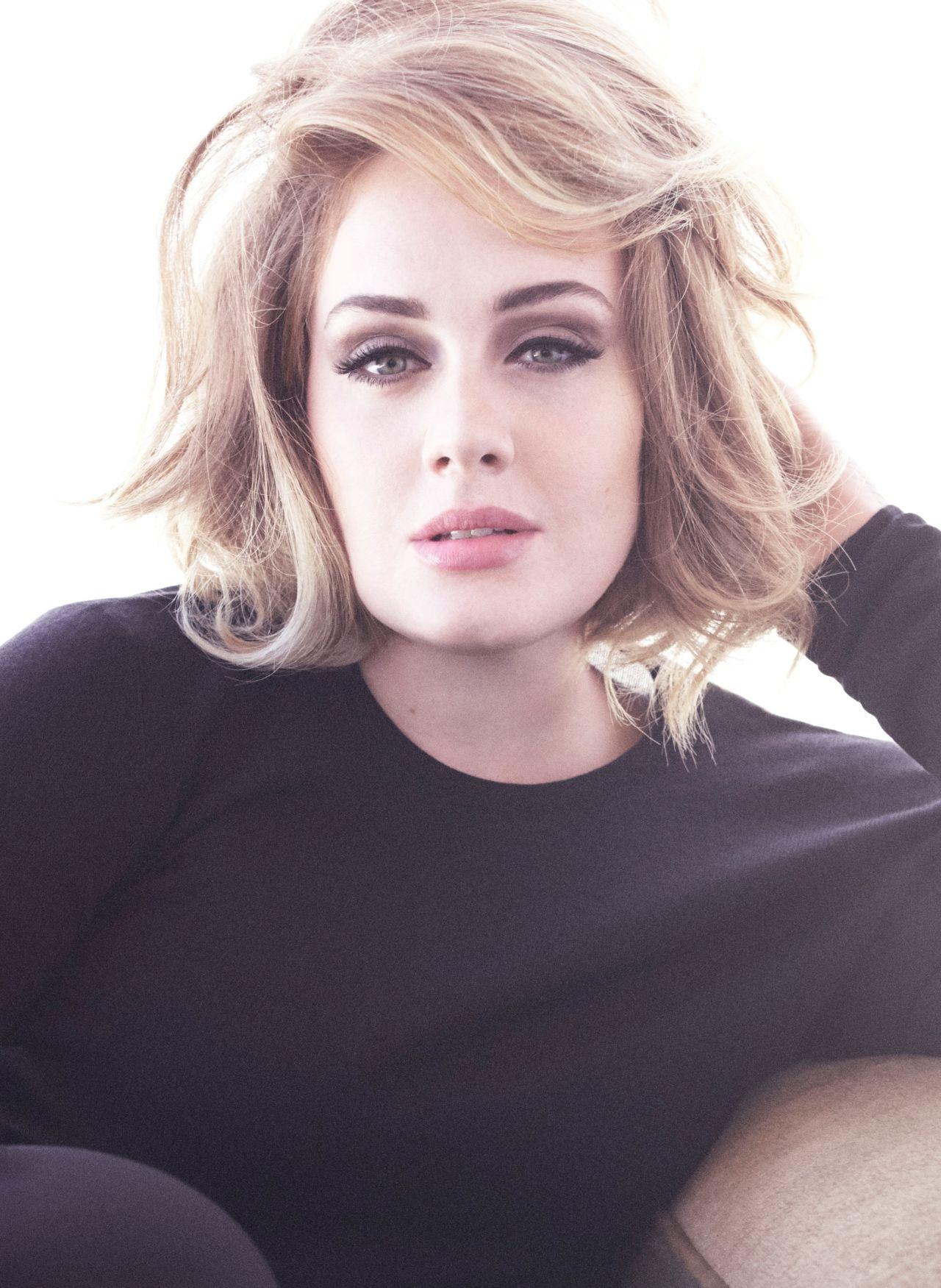 Adele Vanity Fair Magazine Usa December 2016 Issue And