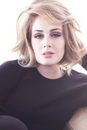 Adele - Vanity Fair Magazine USA December 2016 Issue and Photos