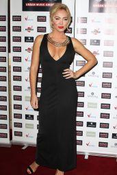 Aisleyne Horgan-Wallace - The Urban Music Awards 2016 in London