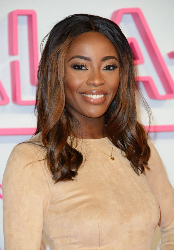 AJ Odudu - ITV Gala 2016 in London Palladium Theatre