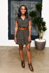 Aja Naomi King – 'Madewell Celebrates the Holidays' in Los Angeles 11/15/ 2016
