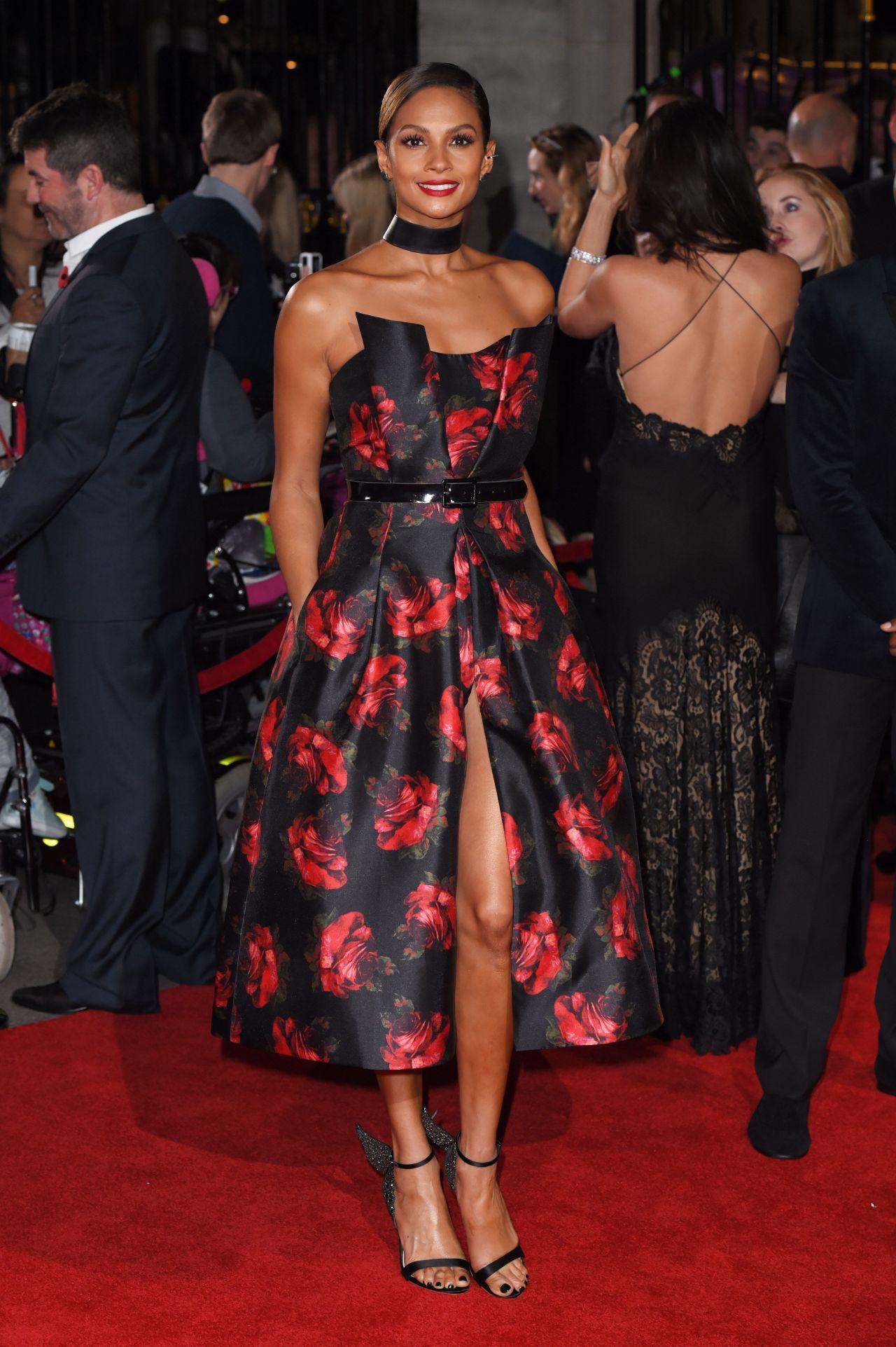 Alesha Dixon – Pride of Britain Awards at Grosvenor House, London 10 ...