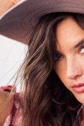 Alessandra Ambrosio Photoshoot - Guide to Los Angeles, November 2016