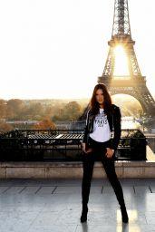 Alessandra Ambrosio - Promoting Victoria