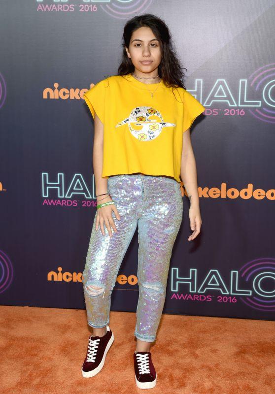 Alessia Cara – Nickelodeon Halo Awards 2016 in New York