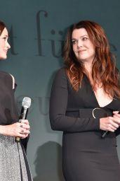 Alexis Bledel and Lauren Graham -