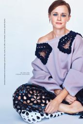 Alexis Bledel - Glamour Magazine Germany December 2016 Issue